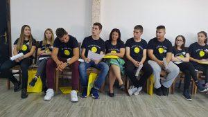 "Trening ""Kul je da znaš! Vršnjačkom medijacijom protiv nasilja"", Velika Plana, hotel ""Vir"", 15-17.9.2019."