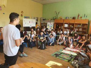 "Učešće Udruženja ""Svet reči"" (NGO ""The World of Words"") u programu Erasmus + u projektu ""Empowering minorities : a project to improved practices for work with minorities"":"