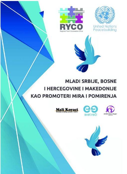 """Newsletter """"Mladi Srbije, Bosne i Hercegovine i Makedonije kao promoteri mira i pomirenja"""""""
